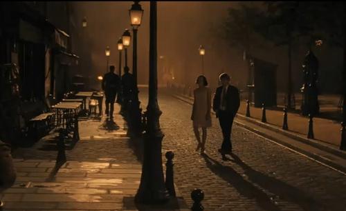 Midnight in Paris, film